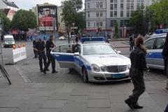 Polizeiaktion Hamburg Reeperbahn